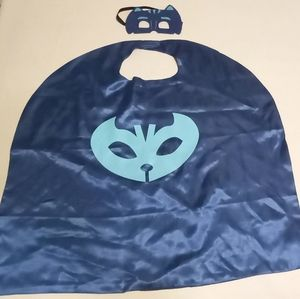 "PJ Masks ""Catboy"" Kids Superhero Cape and Mask"